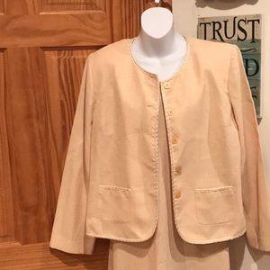 Sz 16 make OFFER women's dress w/ matching jacket